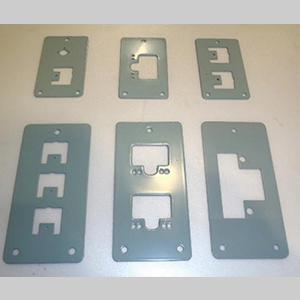 配線端子のパネル類